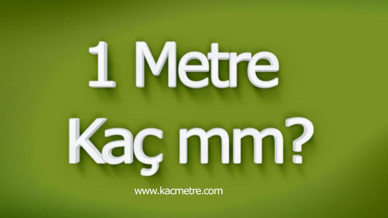 1 metre kaç mm, 1 metre kaç mm'dir, 1 metre kaç mm eder, 1 metre kaç mm yapar, 1 metre kaç milimetre, 1 metre kaç milimetre eder