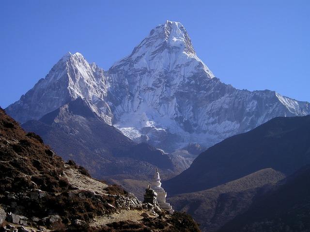 Everest Dağı Kaç Metre